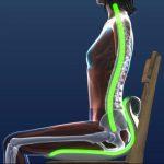 骨盤を起き上がらせて座れるオリバックチェア